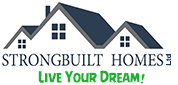 Strongbuilt Homes Logo