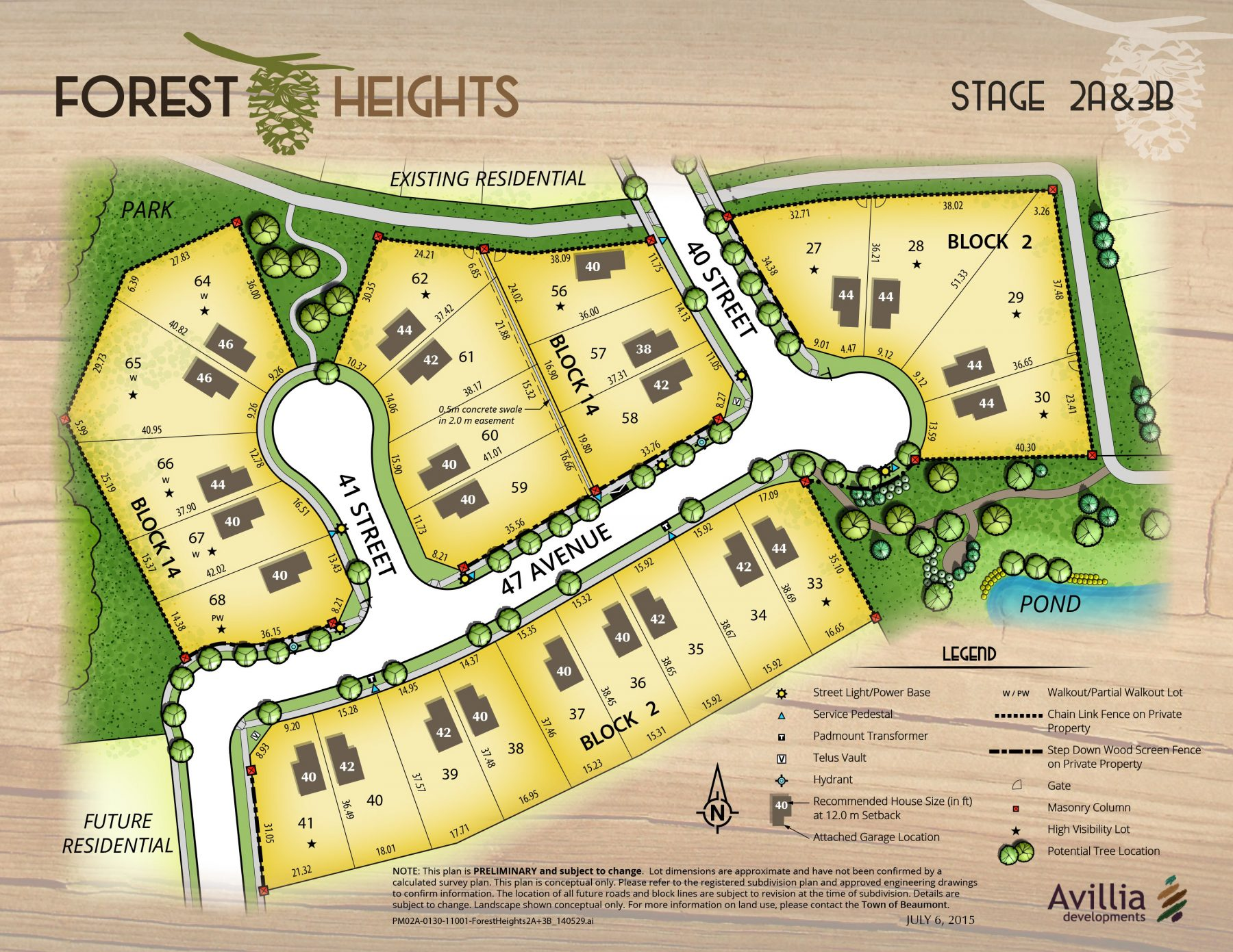 Forest Heights – 2A & 3B