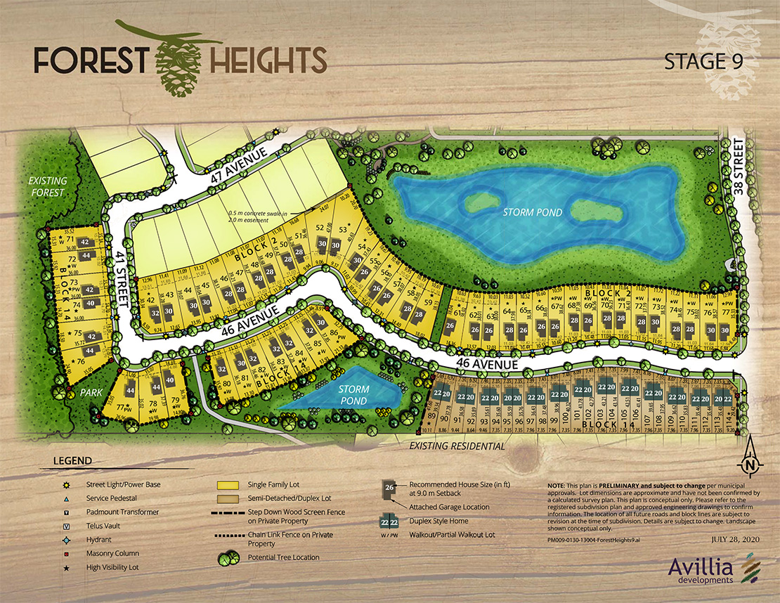Private: Forest Heights – Stage 9